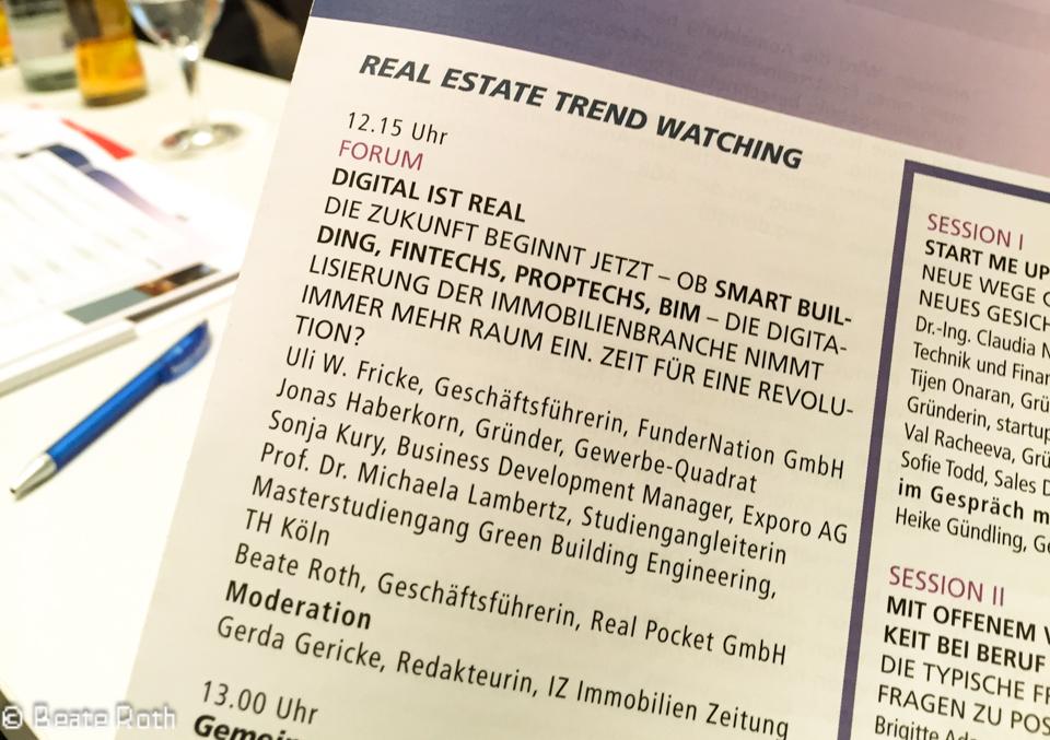 Die Immobilienvermarkter Heuer Immobilienkongress